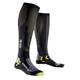 X-Bionic Effektor Competition Long - Chaussettes course à pied Homme - noir